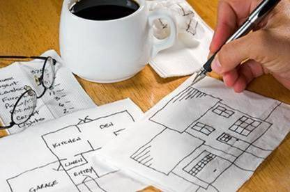 Planning your design sketch