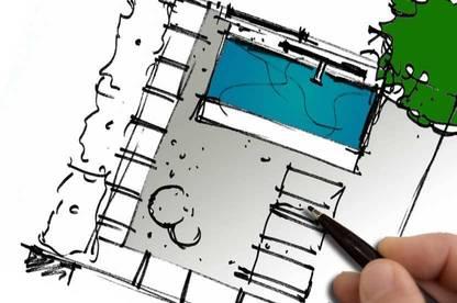 Plans sketch
