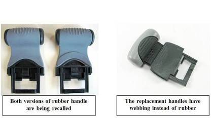 Recall handles