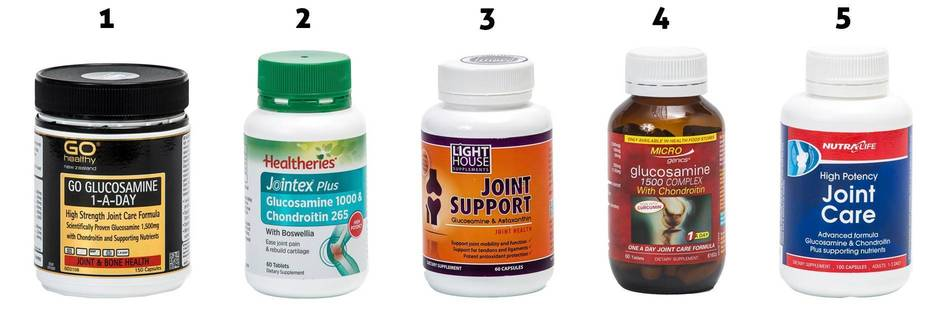 14dec selling supplements joint claims
