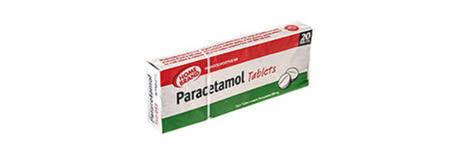 Paracetemol