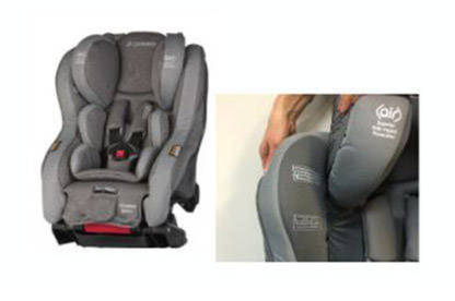 Recall carseat