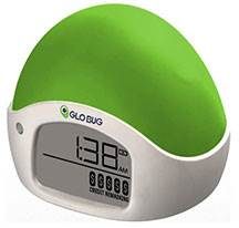 GLO-BUG prepay meter.