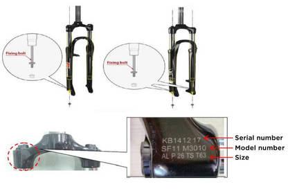 Recall: SR Suntour bicycle forks - Consumer NZ
