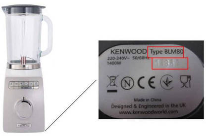 15aug kenwood blender