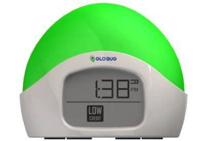 Globug in-home display