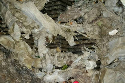 15sept flushable wipes debris