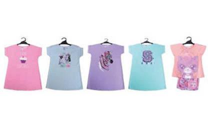Girlssleepwear