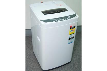 15nov haier washing machine
