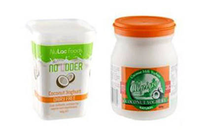 15dec recalls alpline no udder coconut yoghurt