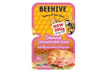 15dec recall beehive champagne ham