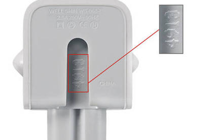 16jan recalls apple ac wall adapters affected adapter 2x