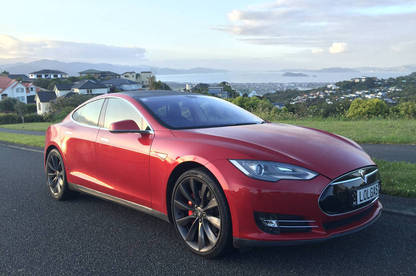 The Tesla Model S costs roughly $200,000.