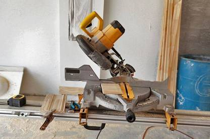 Slide compound mitre saws can do everything a compound mitre saw can do, and more.