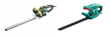 12sep hedge trimmers mains electric