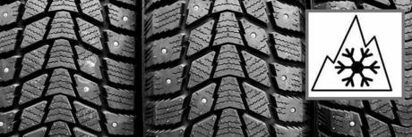 14jan car tyres snow