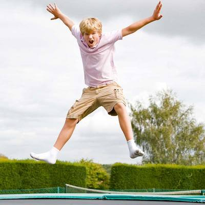 report trampolines on consumer
